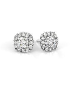 Festive Janette 0,60ct diamantörhängen 14-567-060K-VK-HVS1