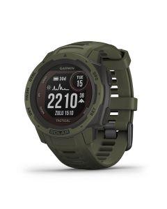 Garmin Instinct GPS Solar Taktisk – Mossgrön 010-02293-04