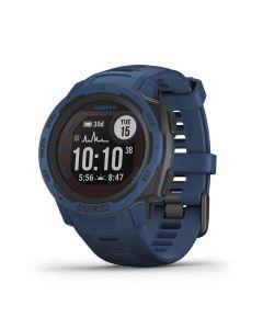 Garmin Instinct GPS Solar Tidal Blue 010-02293-01