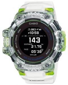 Casio G-Shock G-Squad Heart Rate Monitor -smartur GBD-H1000-7A9ER