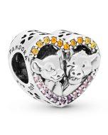 Pandora Disney Simba & Nala-hela 798044NPRMX