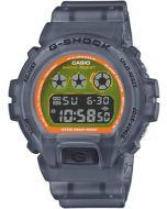 Casio G-Shock Sporty Skeleton Special Color -armbandsur DW-6900LS-1ER