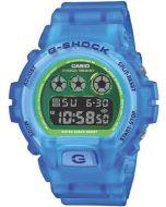 Casio G-Shock Sporty Skeleton Special Color -armbandsur DW-6900LS-2ER