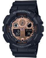 Casio G-Shock -rannekello GA-100MMC-1AER