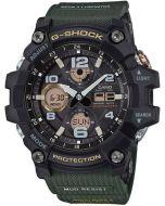 Casio G-Shock Mudmaster Superior Premium -rannekello GWG-100-1A3ER