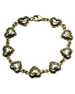 Kalevala Heart of the House -armband 18.5cm 356500010