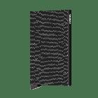Secrid Cardprotector Laser Structure Black CLA-STRUCTURE BLACK